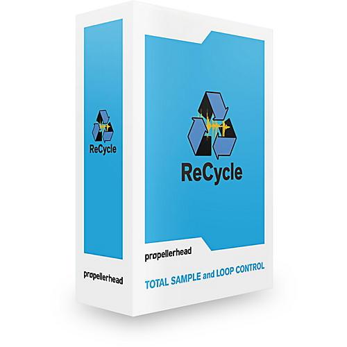 Propellerhead ReCycle 2.2 Audio and Loop Editing Software