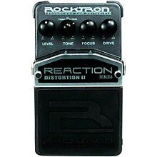 Rocktron Reaction Distortion 2 Guitar Effects Pedal