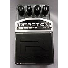 Rocktron Reaction Distortion II Effect Pedal