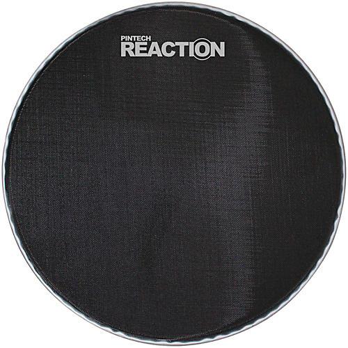 Pintech Reaction Series Mesh Bass Drum Head 18 in. Black