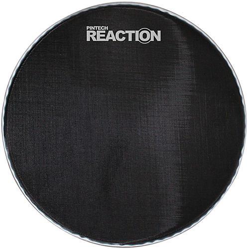Pintech Reaction Series Mesh Bass Drum Head 22 in. Black