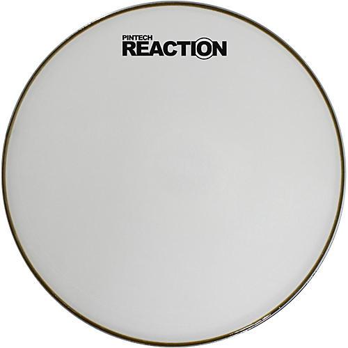 Pintech Reaction Series Mesh Bass Drum Head 22 in. White