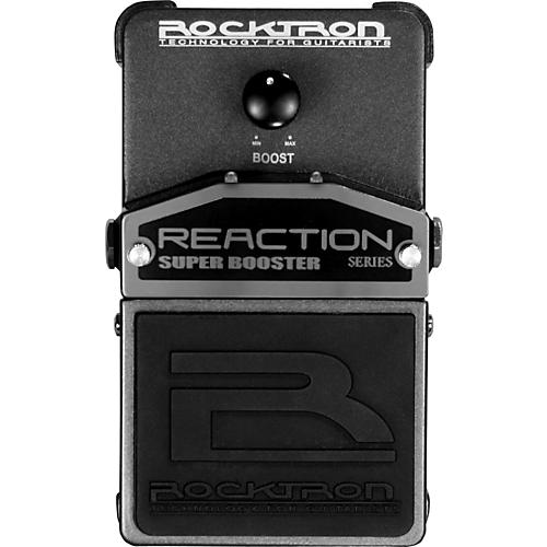 Rocktron Reaction Super Booster Guitar Effects Pedal-thumbnail