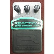 Rocktron Reaction Super Charger Effect Pedal
