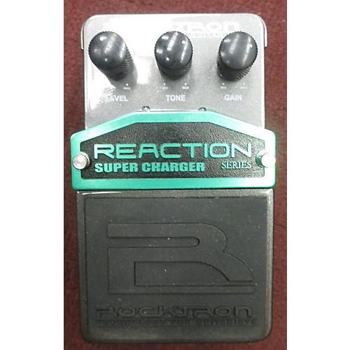 Rocktron Reaction Super Charger Effect Pedal
