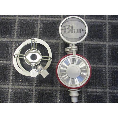 Blue Reactor Condenser Microphone