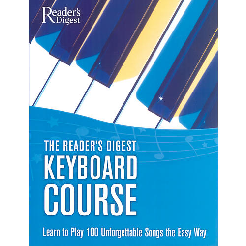 Alfred Reader's Digest Keyboard Course (Learn to Play 100 Unforgettable Songs the Easy Way)-thumbnail