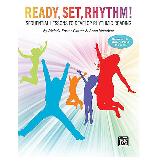 Alfred Ready, Set, Rhythm! Book-thumbnail
