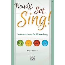 Alfred Ready, Set, Sing! - Preview Pack (SAB Choral Book & Listening CD)