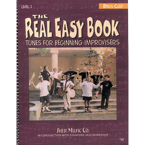 Sher Music Real Easy Book-thumbnail