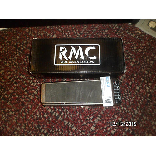 In Store Used Real McCoy Custom Effect Pedal-thumbnail