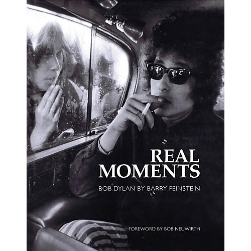 Vision On Real Moments - Photographs of Bob Dylan 1966-1974 Omnibus Press Series Hardcover