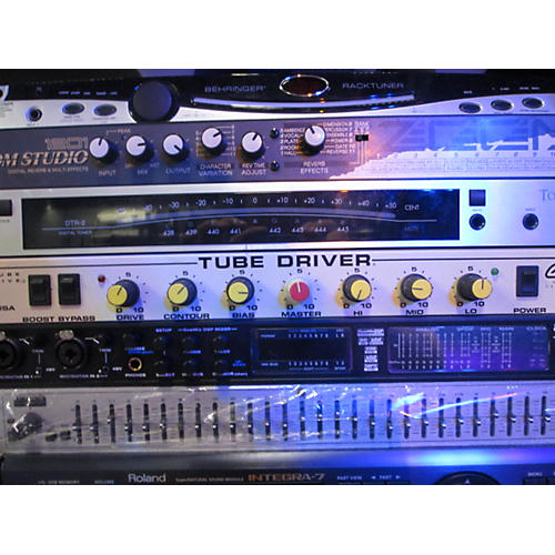Chandler Real Tube Driver Multi Effects Processor-thumbnail