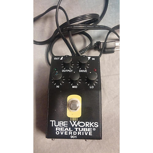 Tubeworks Real Tube Overdrive 901 Effect Pedal