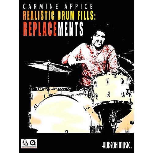 Hudson Music Realistic Fills Volume 1 By Carmine Appice-thumbnail