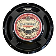 "Warehouse Guitar Speakers Reaper 55Hz 12"" 30W British Invasion Guitar Speaker"
