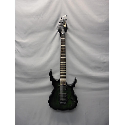 Halo Reaper Solid Body Electric Guitar-thumbnail
