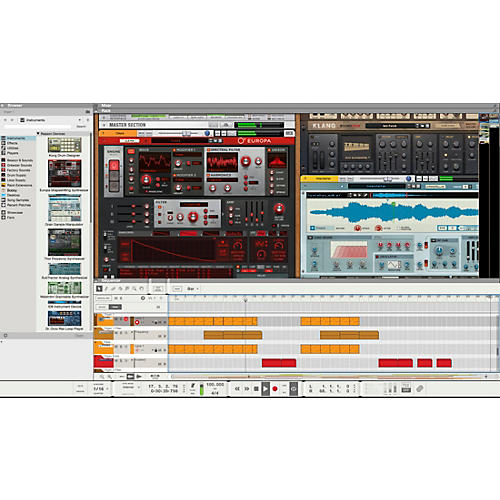 Propellerhead Reason 10 Upgrade - Software Download