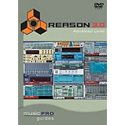 Hal Leonard Reason 3.0 Advanced Level DVD Music Pro Guide Series