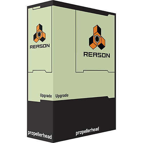 Propellerhead Reason 5 Upgrade-thumbnail