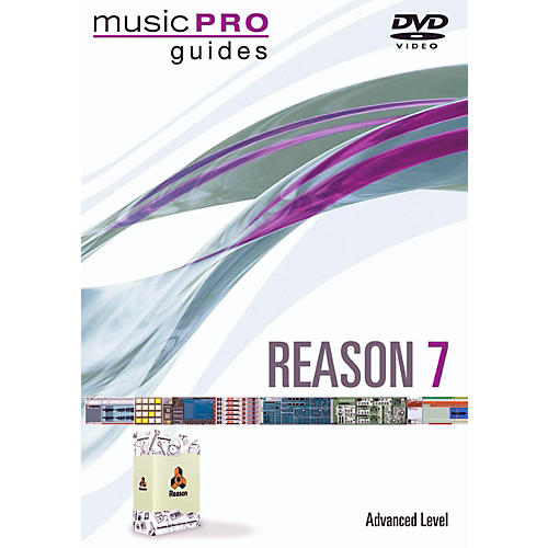 Hal Leonard Reason 7 Advance Level DVD - Music Pro Guides Series-thumbnail