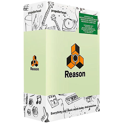 Propellerhead Reason 7 for Ltd/Adapted/Essentials Owners-thumbnail