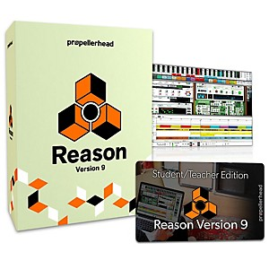 Propellerhead Reason 9.5 Student/Teacher by Propellerhead
