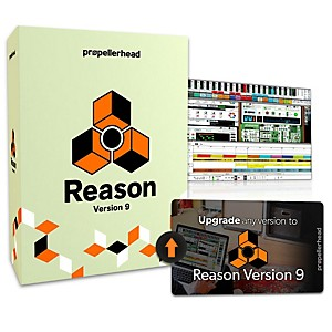 Propellerhead Reason 9.5 Upgrade by Propellerhead