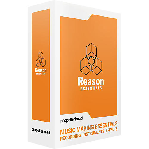Propellerhead Reason Essentials-thumbnail