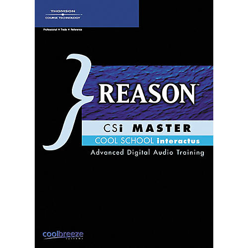 Course Technology PTR Reason Master (CD-ROM)