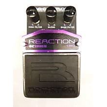 Rocktron Reation Octaver Effect Pedal