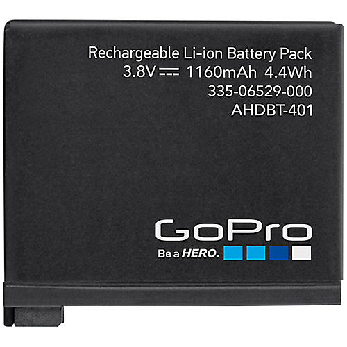 GoPro Rechargable Battery (For HERO4)-thumbnail