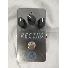Keeley Recino Effect Pedal