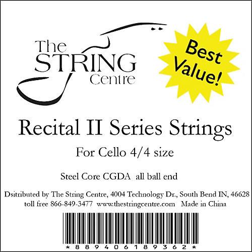 The String Centre Recital II Cello String Set