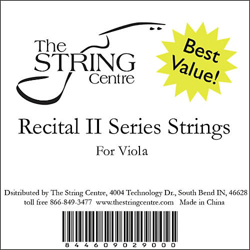 The String Centre Recital II Viola String Set-thumbnail
