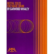 Hal Leonard Recital Solos For Snare Drum