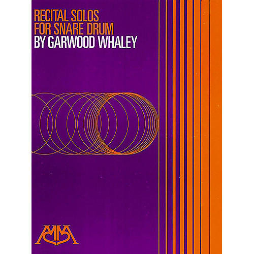 Hal Leonard Recital Solos For Snare Drum-thumbnail