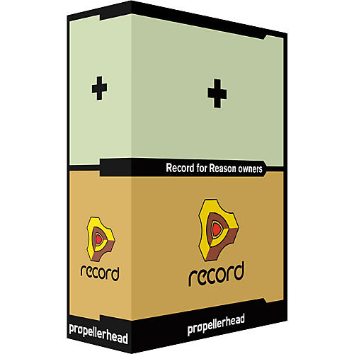 Propellerhead Record for Reason Owners