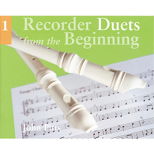 Music Sales Recorder Duets From the Beginning Book 1-thumbnail