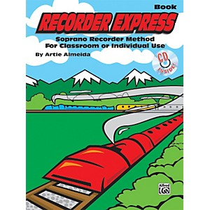 Alfred Recorder Express Book/CD by Alfred