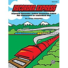 Alfred Recorder Express Game Code