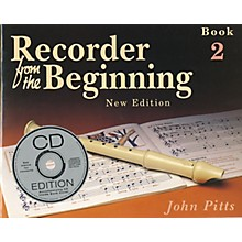 Music Sales Recorder From the Beginning: Book and CD 2