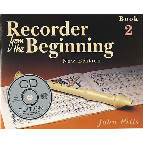 Music Sales Recorder From the Beginning: Book and CD 2-thumbnail