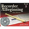 Music Sales Recorder From the Beginning: Book and CD 3  Thumbnail