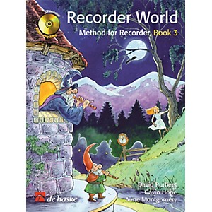 De Haske Music Recorder World - Book 3 Method for Recorder De Haske Play-... by De Haske Music