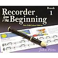 Music Sales Recorder from the Beginning - Book 1 (Full Color Edition) Music Sales America Series by John Pitts thumbnail