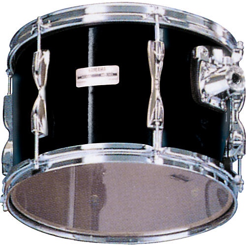 Yamaha Recording Custom Mounted Tom Drum Black 12 x 10 in.
