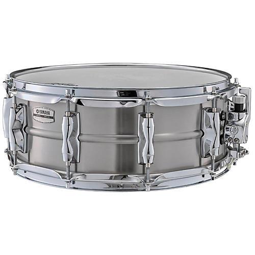 Yamaha Recording Custom Stainless Steel Snare Drum