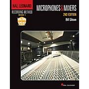 Hal Leonard Recording Method - Book 1: Microphones & Mixers - 2nd Edition Book/DVD-ROM