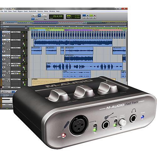 Avid Recording Studio